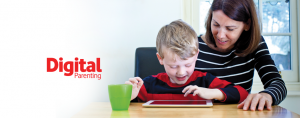 Vodaphone Digital Parenting Banner